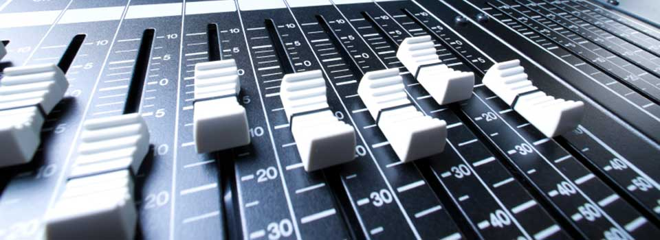 Rosi Craft can professionally train your audio technical staff.